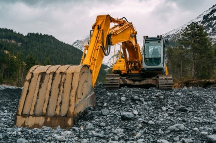 Taking the excavator training and Certification